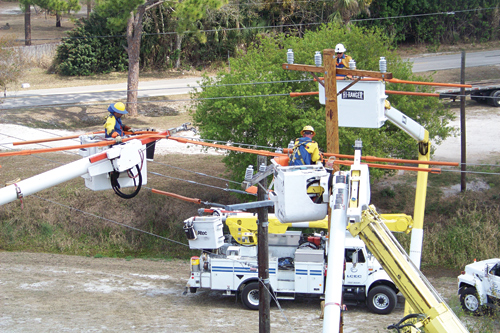 Scheduling And Dispatching Success At Lee County Electric Cooperative