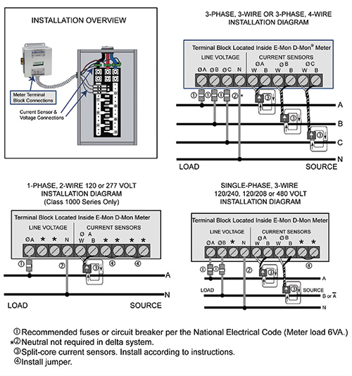 3 phase 4 wire energy meter connection diagram images how to wire submeter wiring diagram electrical and schematics