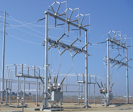Pacific gas and electric company achieves millions in for Substation design
