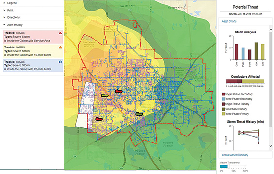 Berkeley Power Outage Map.Guest Editorial Weather Integrated Outage Management Helps