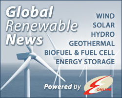 GLOBAL RENEWABLE NEWS (eNews)