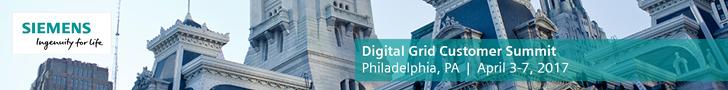 Digital Grid Customer Summit | Philadelphia, PA | April 3-7, 2017